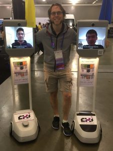 CHI 17 telepresence robots and Carman Neustaedter